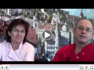 Click above to watch a video interview with Helene and Thomas Stohr.